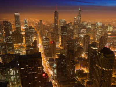 Timelapse – The City Limits