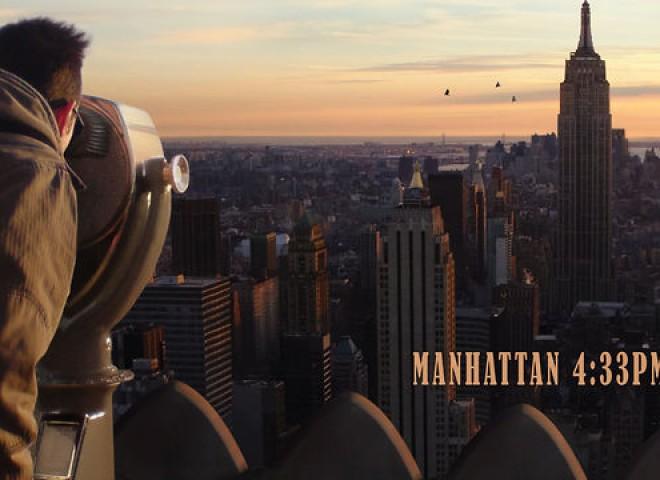 Manhattan 4.33pm