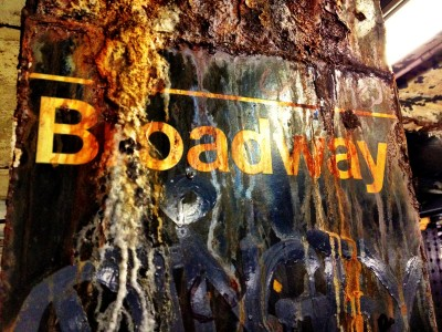Subway Station Broadway