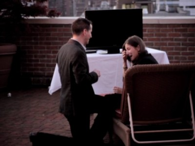 LUCK – An NYC Marriage Proposal