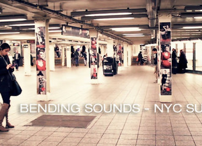 BENDING SOUNDS – NYC SUBWAY