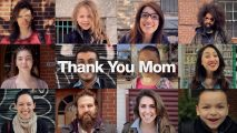 Thank You Mom by Michael Marantz PLUS 1 month 1 week ago   Just in time for Mothers Day, we went around New York City asking real people on the street to say thank you to their mothers. So many terrific responses, some unexpected, some adorable, all brought a huge smile to […]