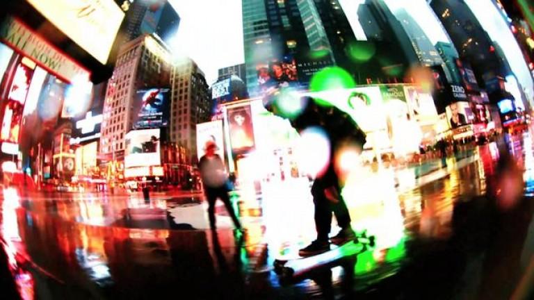 New York Longboard