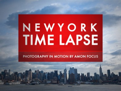 New York Time Lapse