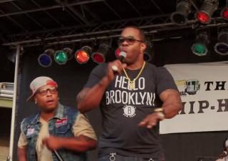 Busta Rhymes & Friends || 2012 Brooklyn Hip Hop Festival [FULL SET]
