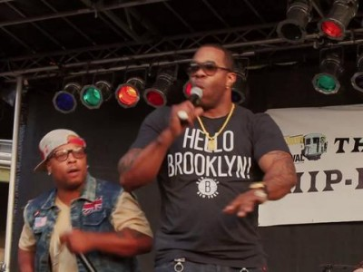 Busta Rhymes & Friends || 2012 Brooklyn Hip Hop Festival [FULL SET]