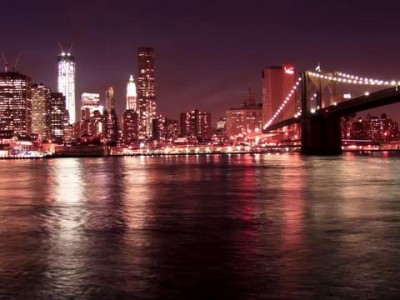 New York I love (timelapse)