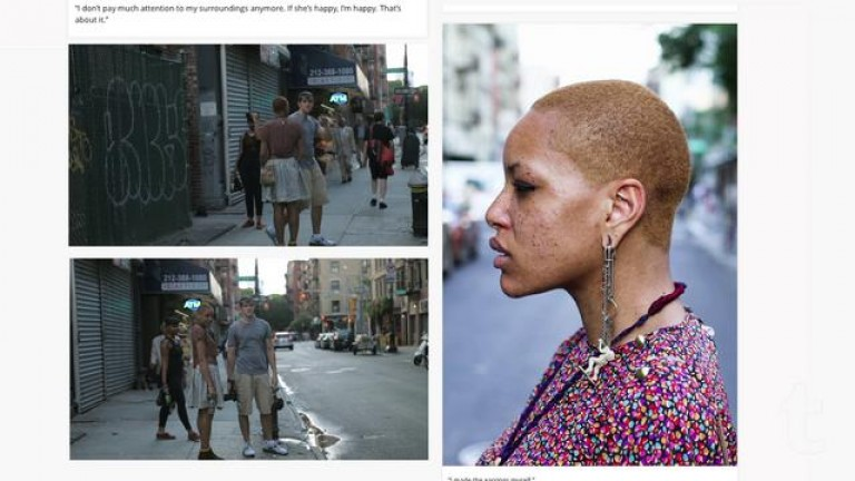 STORYBOARD: Capturing the 'Humans of New York'