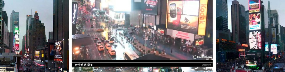 New York City Live Webcams