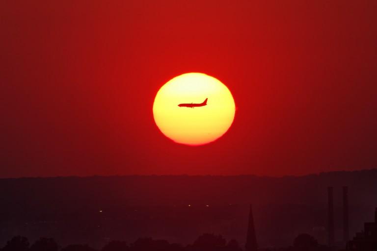 Flight to the Sun