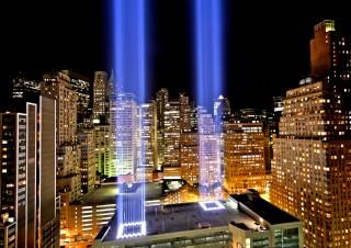 Beams – In Memoriam 9/11