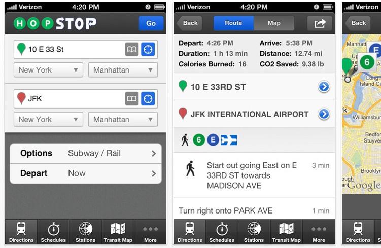 Metro New York App Iphone