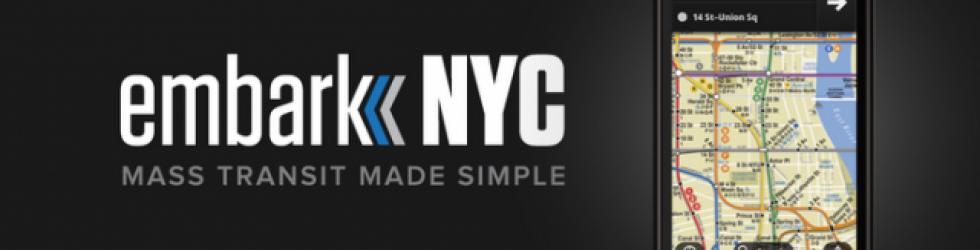 embark NYC Subway – New York City