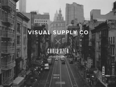 VSCO Film / VSCO Cam x Chris Ozer