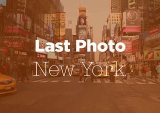 Last Photo – New York