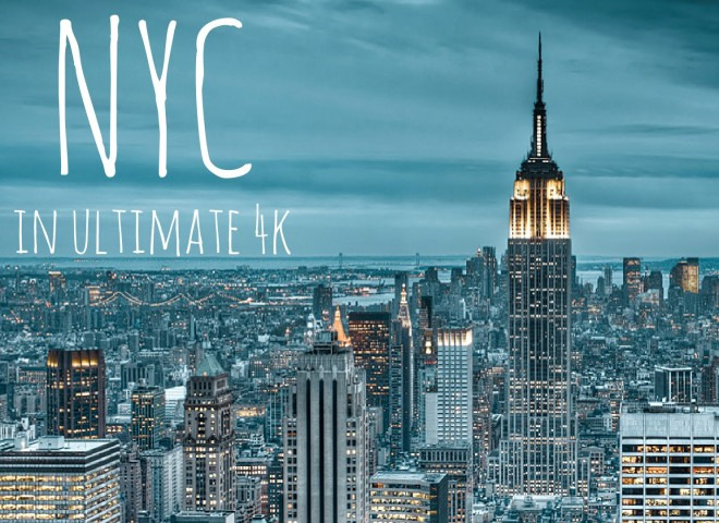 New York City In 4K